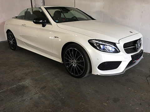 MB C43 AMG, 367PS