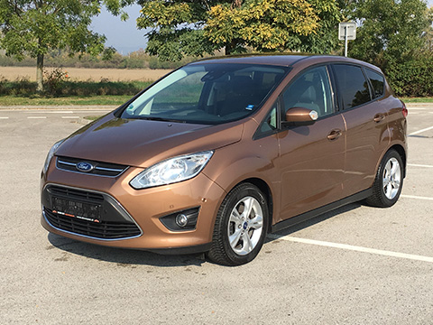 Ford C-Max 2.0 TDCi, 85kw